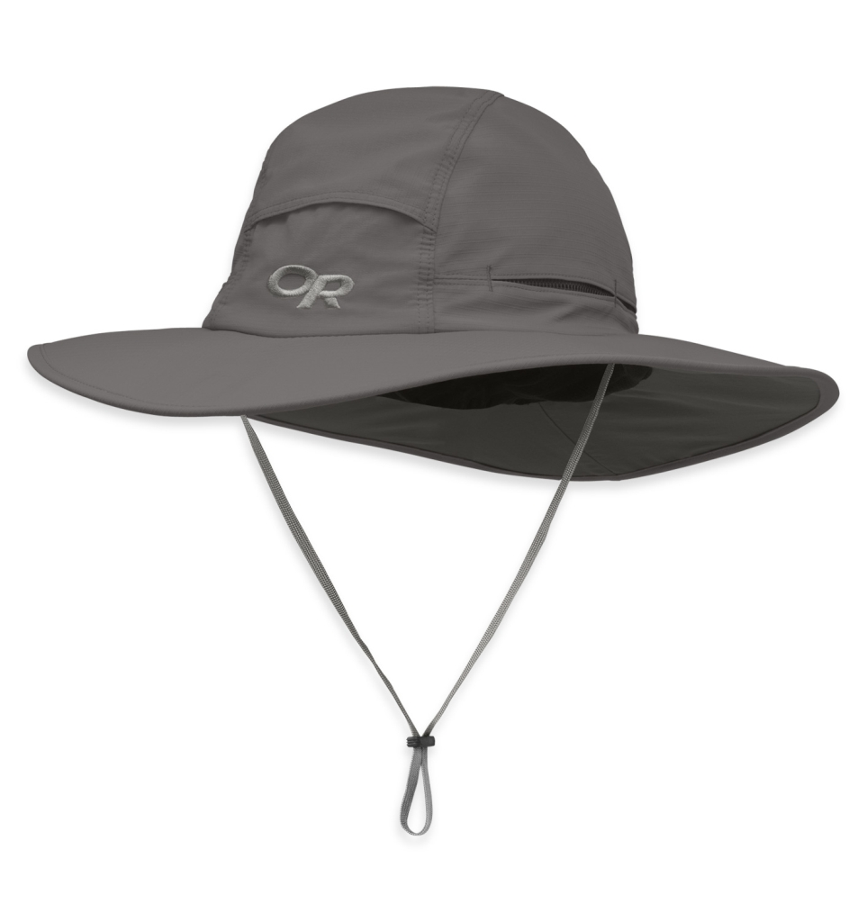 Outdoor Research Sombriolet Sun Hat pewter-30
