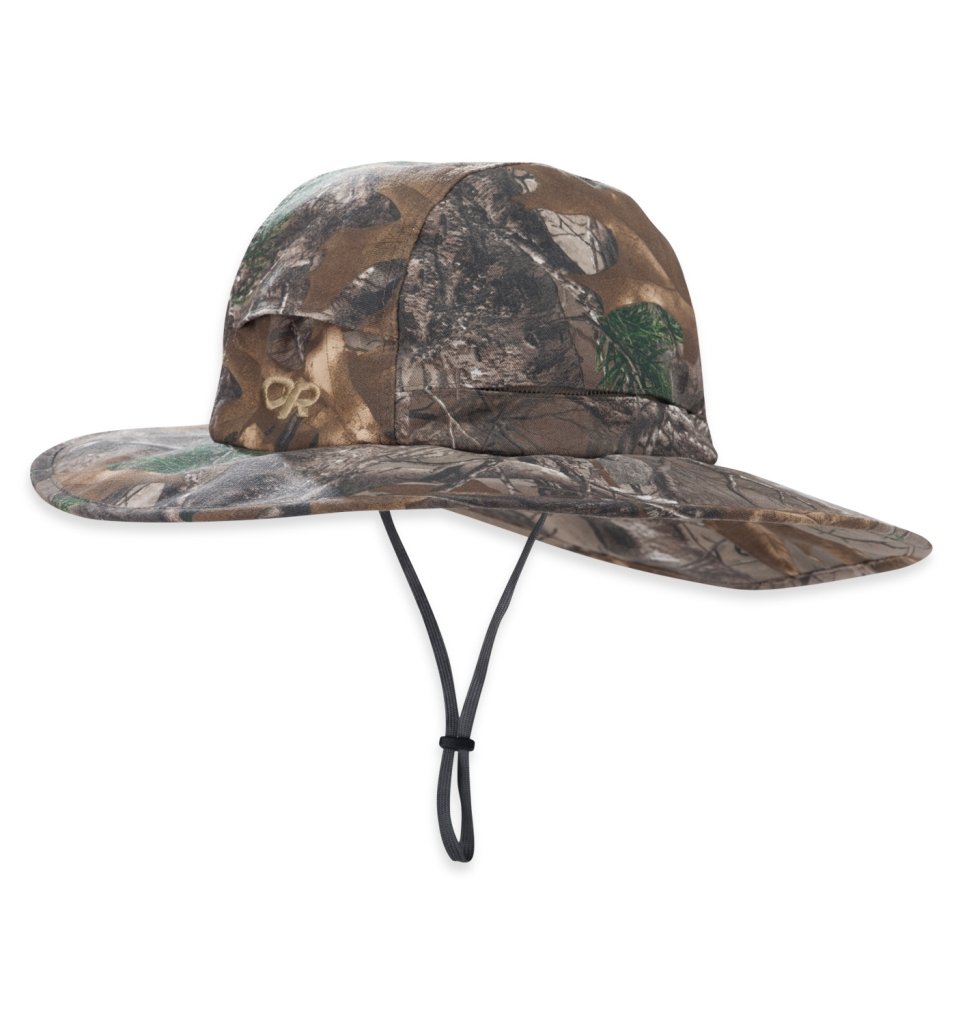 Outdoor Research Sombriolet Sun Hat Camo realtree xtra-30