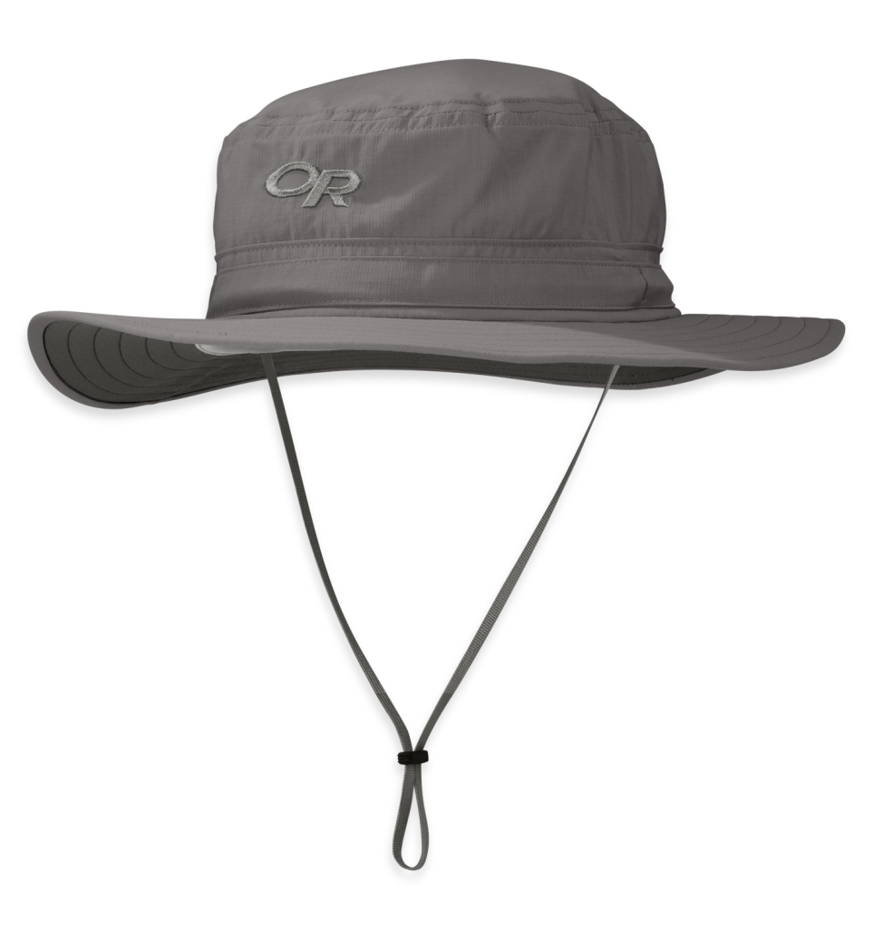 Outdoor Research Helios Sun Hat pewter-30
