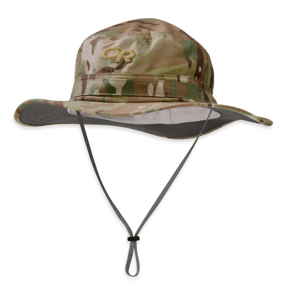 Outdoor Research Helios Sun Hat Camo multicam-30