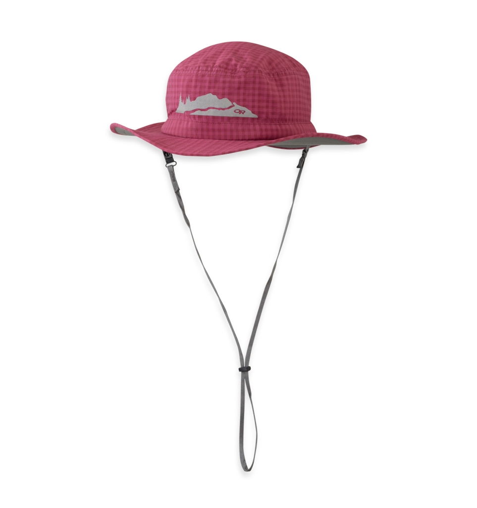 Outdoor Research Kids' Helios Sun Hat mulberry-30