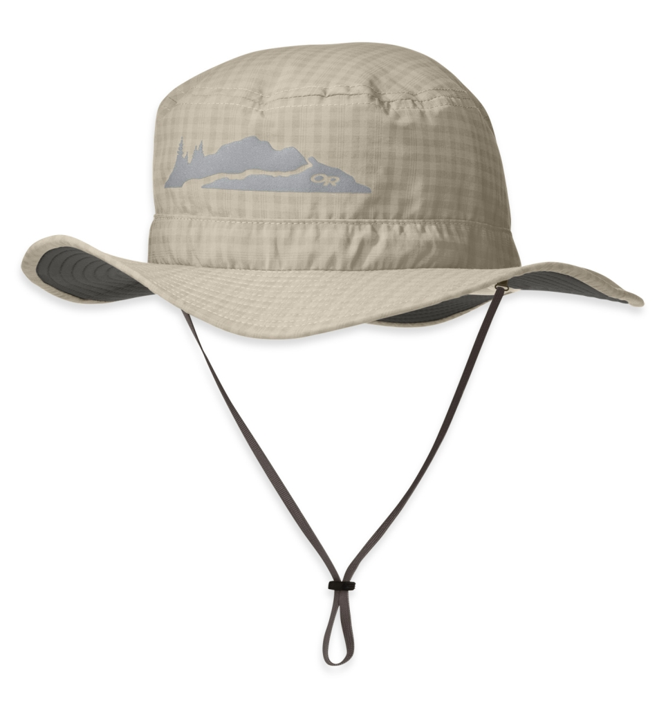 Outdoor Research Kids' Helios Sun Hat khaki-30