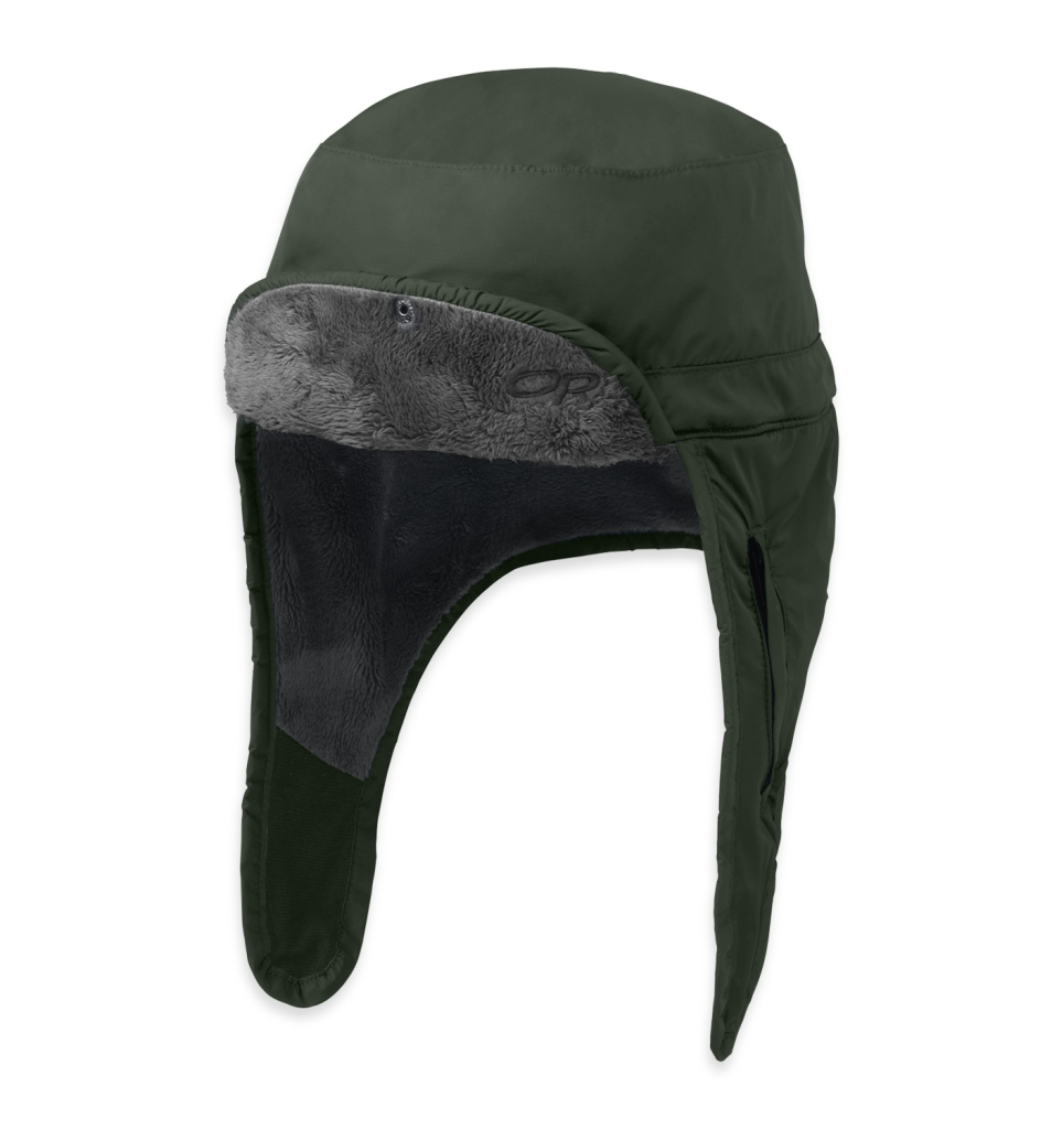 Outdoor Research Frostline Hat Evergreen-30