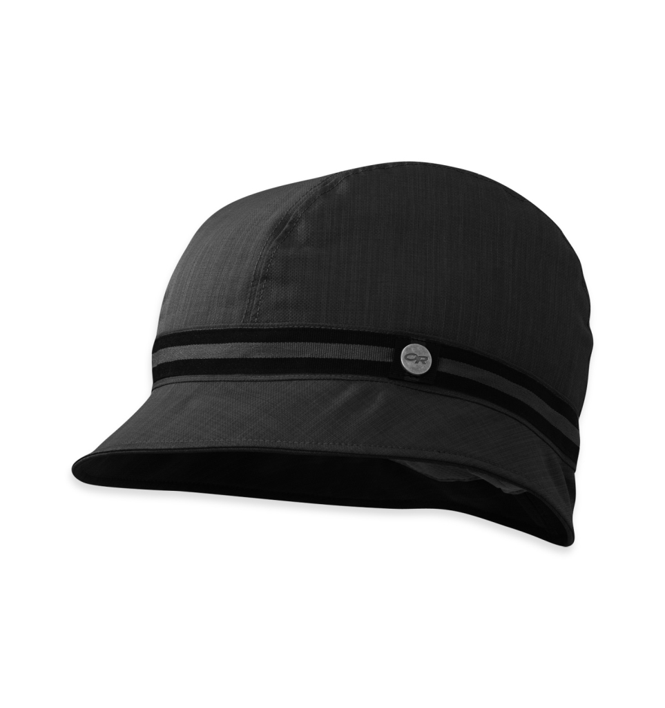 Outdoor Research Women's Charleston Rain Hat black-30