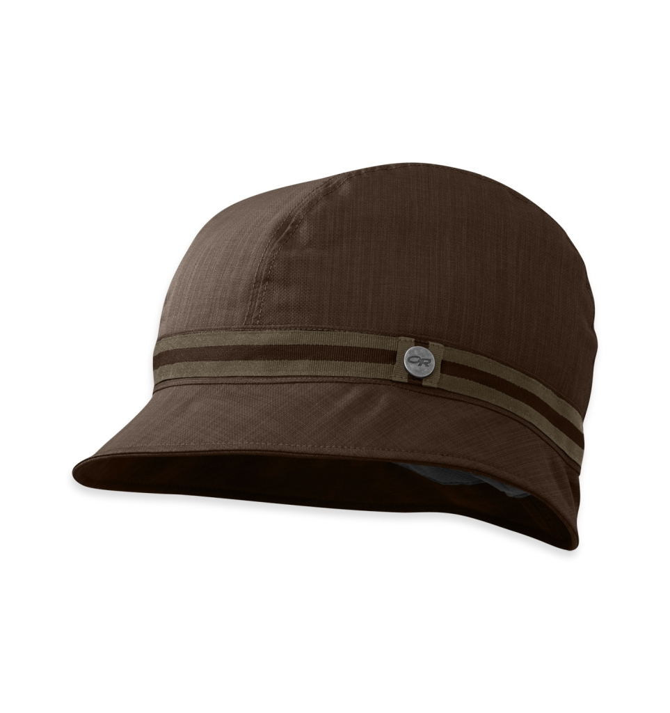 Outdoor Research Women's Charleston Rain Hat earth-30