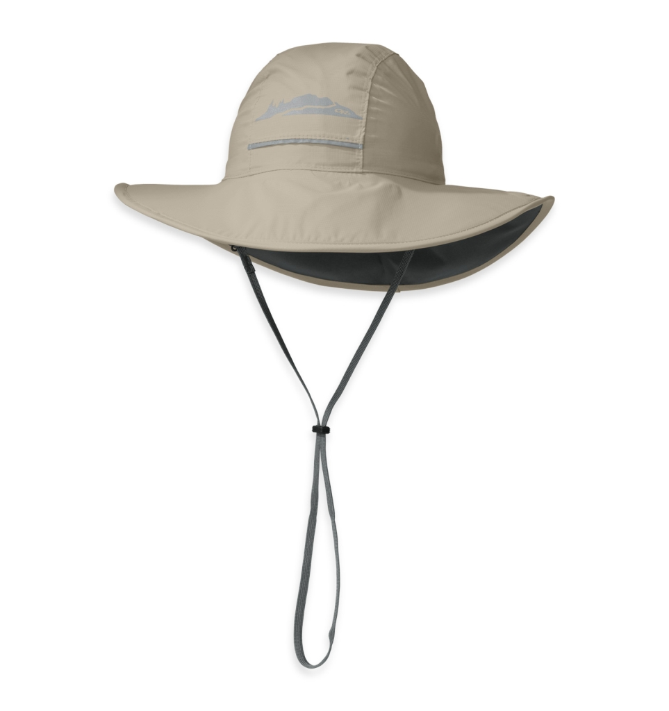 Outdoor Research Kids' Voyager Rain Hat khaki-30