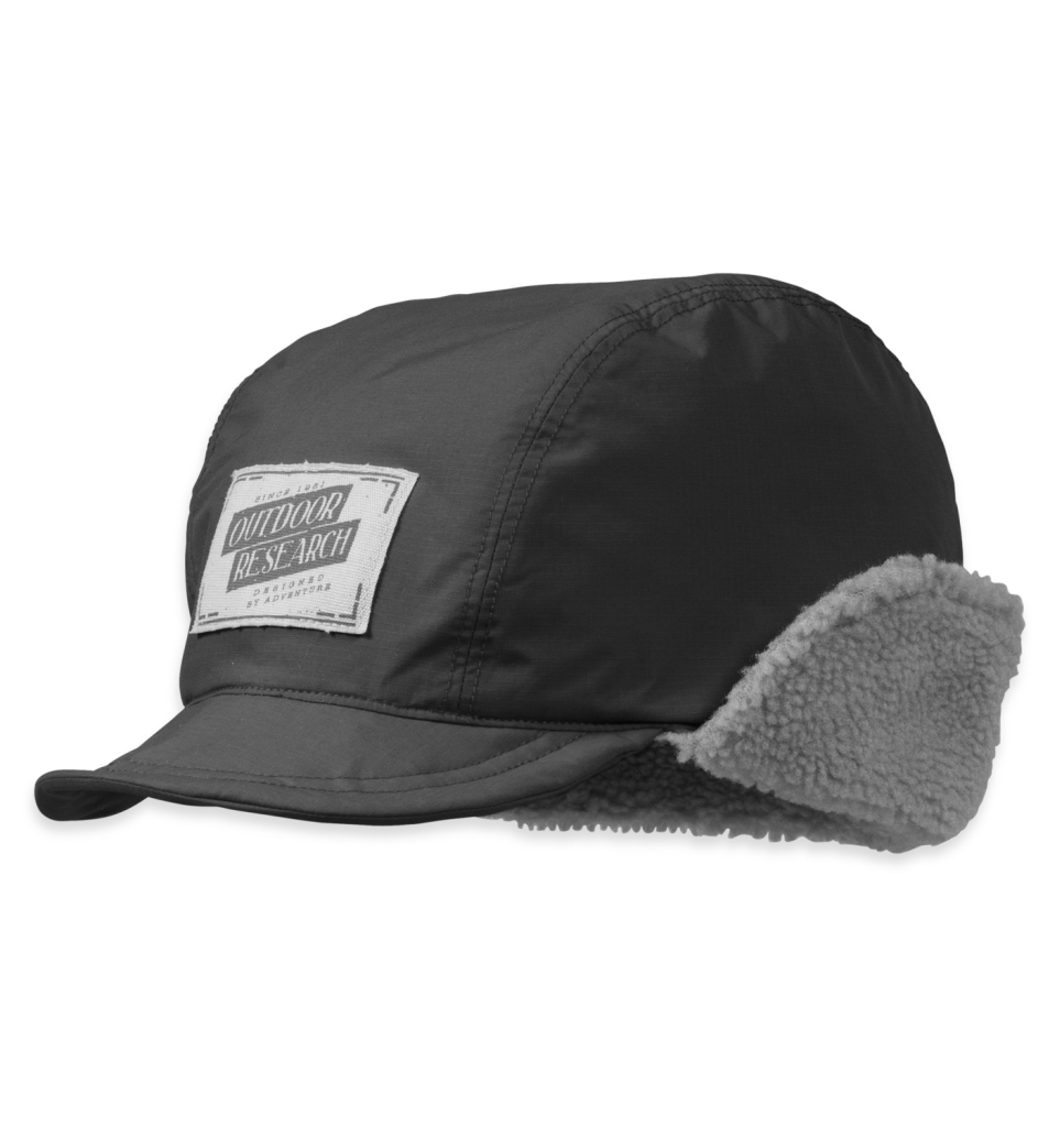 Outdoor Research Saint Hat Black-30