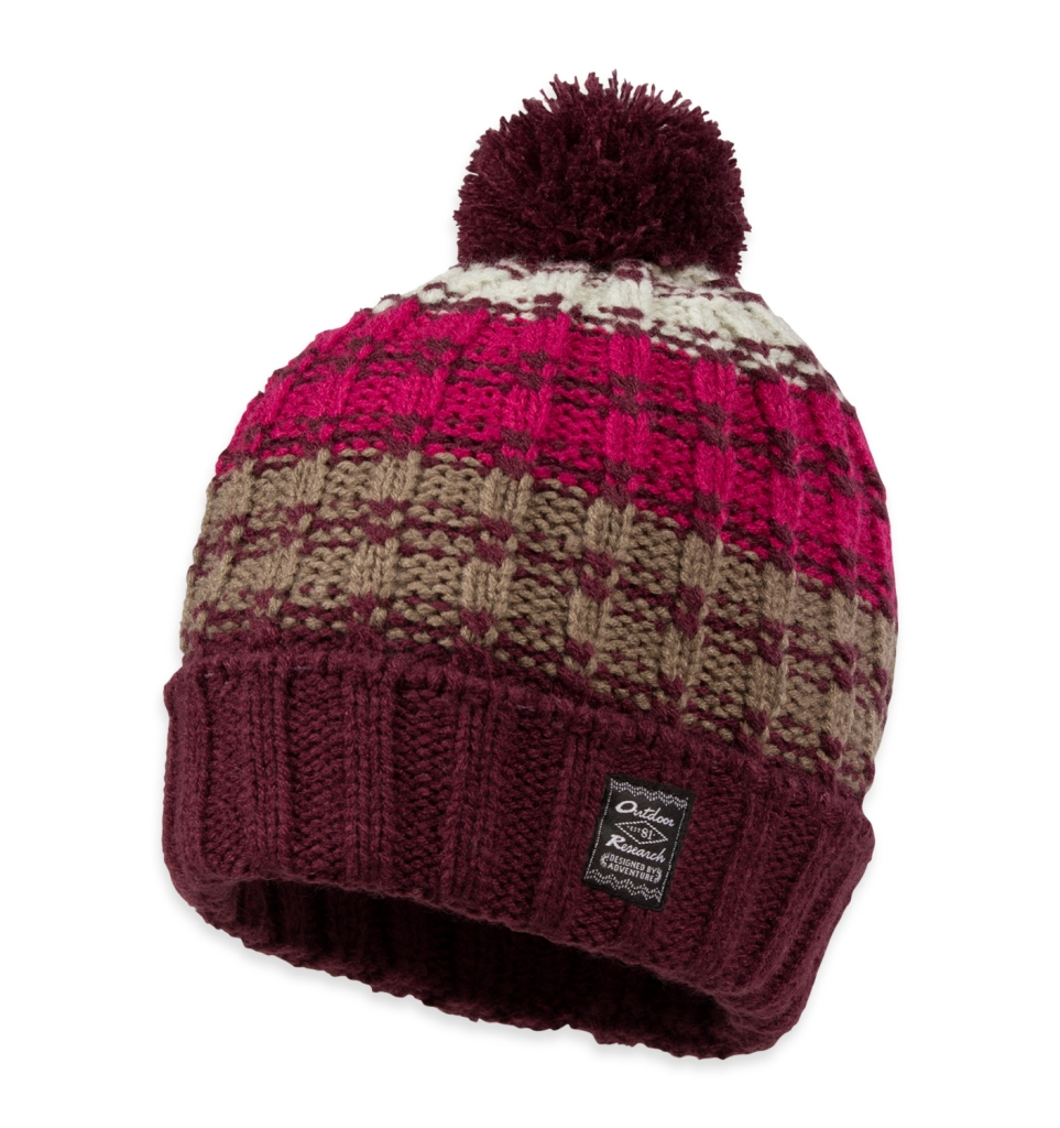Outdoor Research Women's Orianna Beanie Pinot-30
