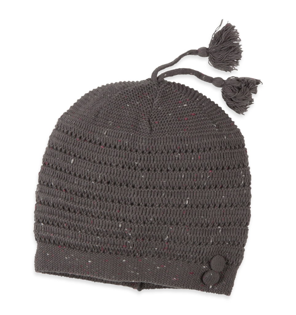 Outdoor Research Women's Veronique Beanie Charcoal-30