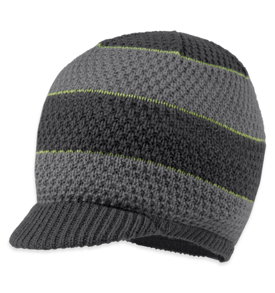 Outdoor Research Boys' Brink Beanie Charcoal/Pewter-30