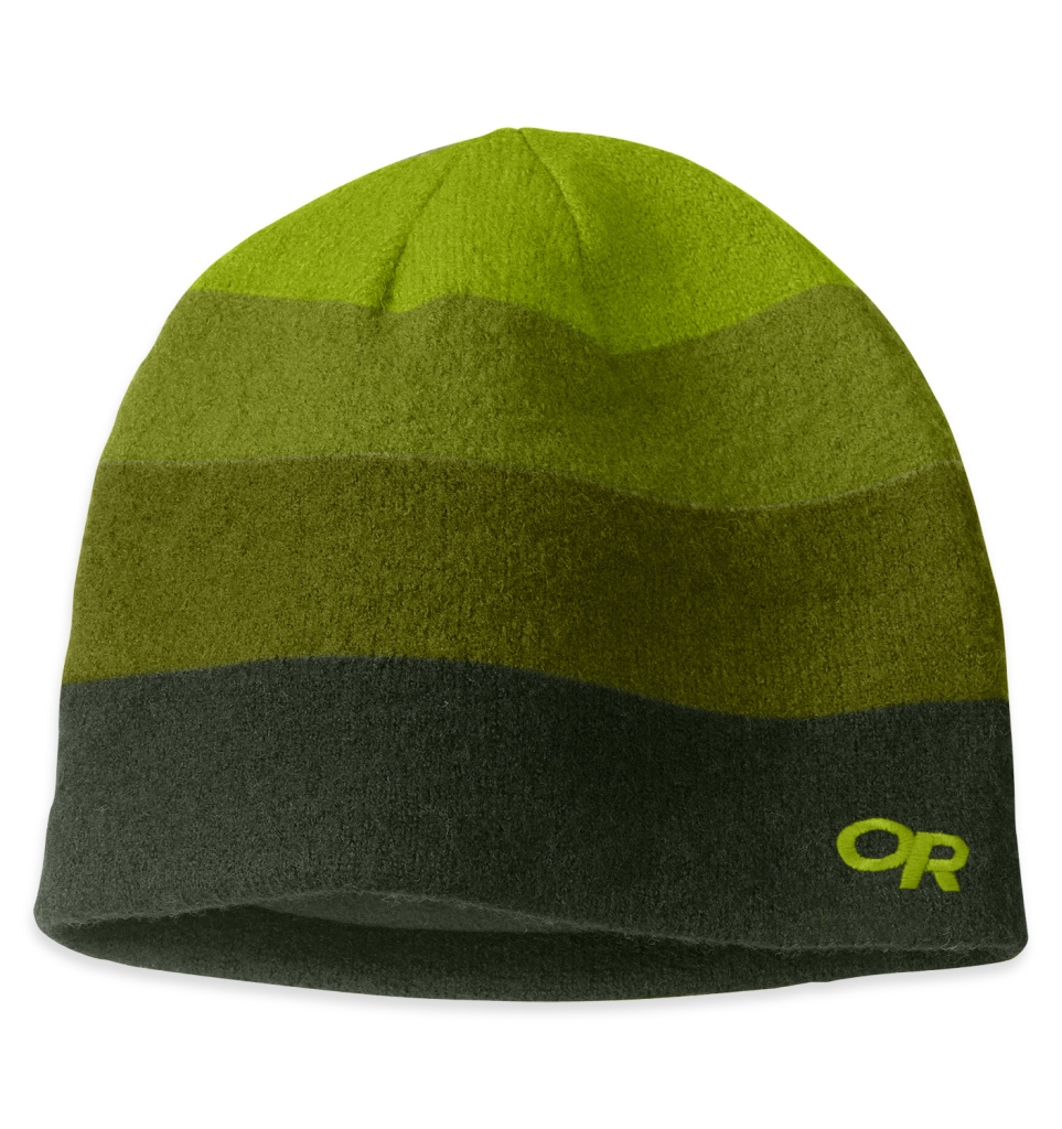 Outdoor Research Gradient Hat Evergreen/Hops-30