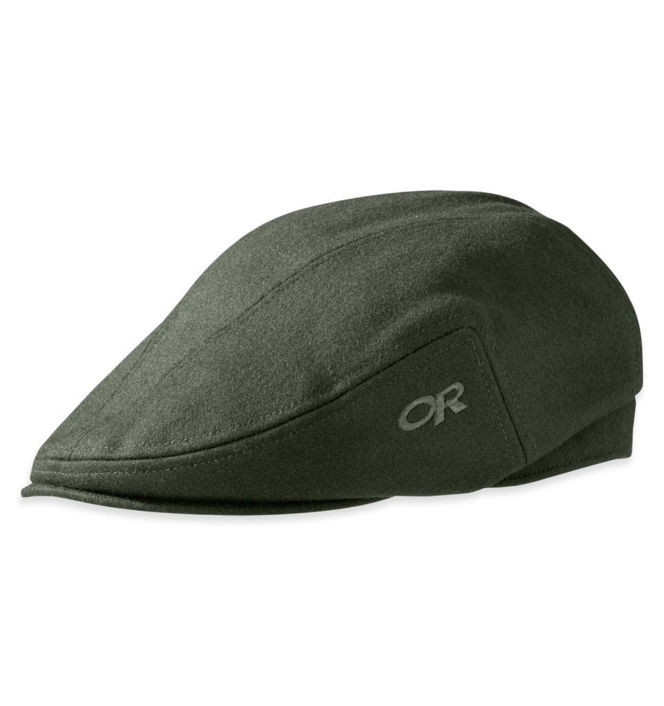 Outdoor Research Turnpoint Driver Cap Evergreen-30