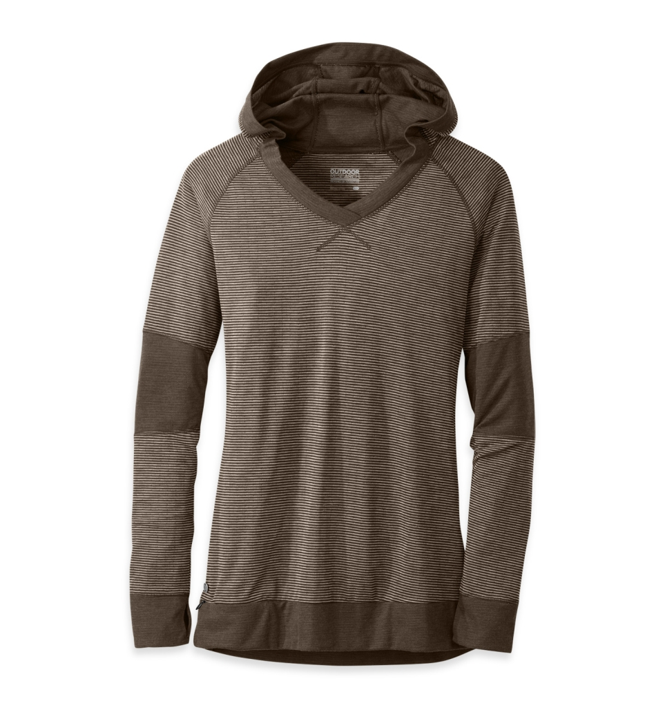 Outdoor Research Women's Umbra Hoody mushroom-30