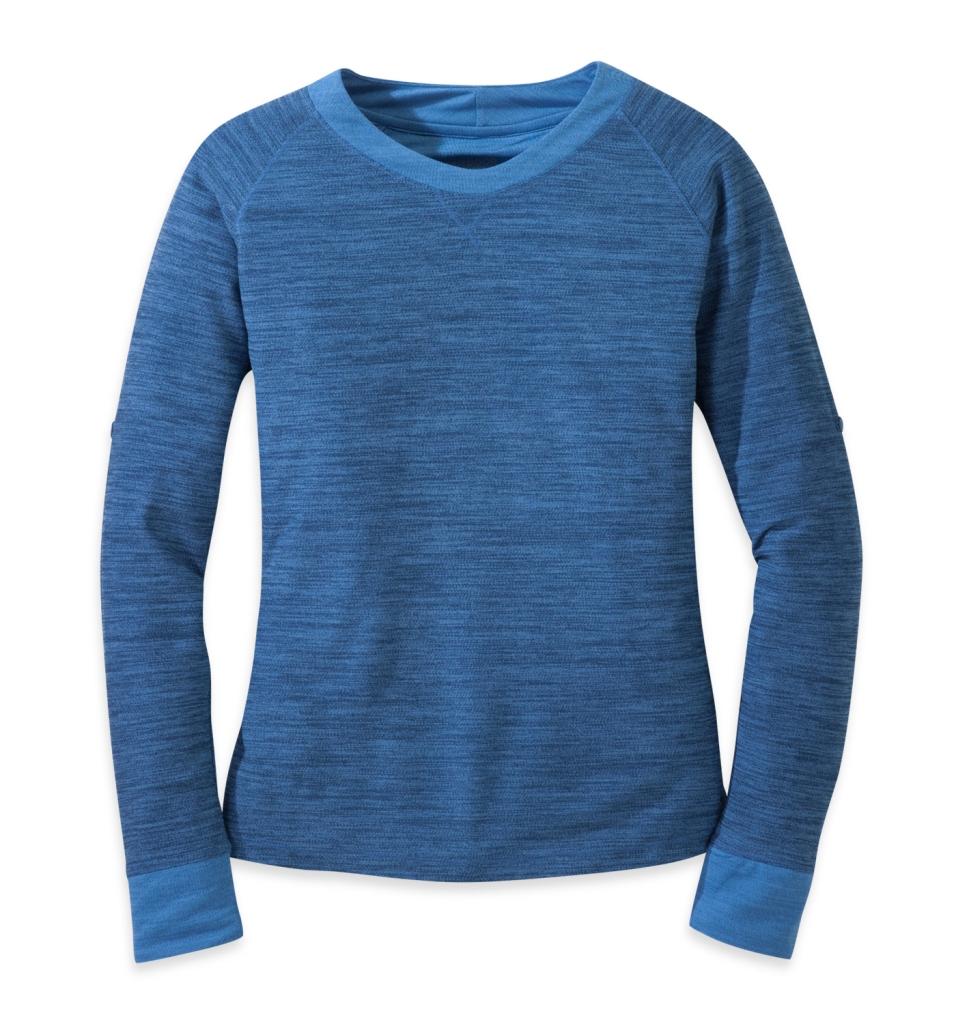 Outdoor Research Women's Zenga L/S Shirt Cornflower-30
