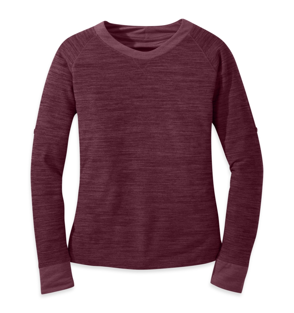 Outdoor Research Women's Zenga L/S Shirt Pinot-30
