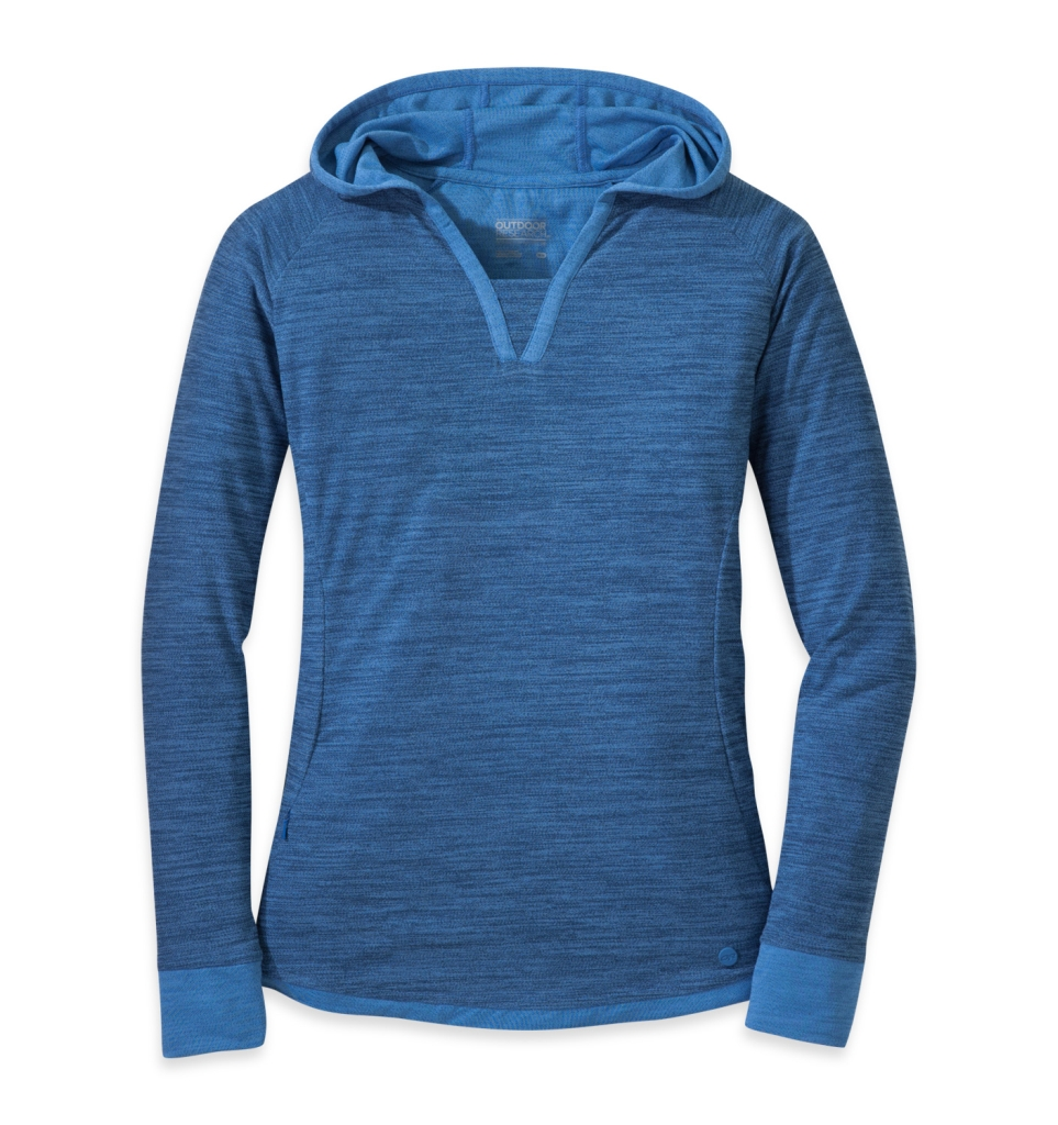 Outdoor Research Women's Zenga Hoody Cornflower-30
