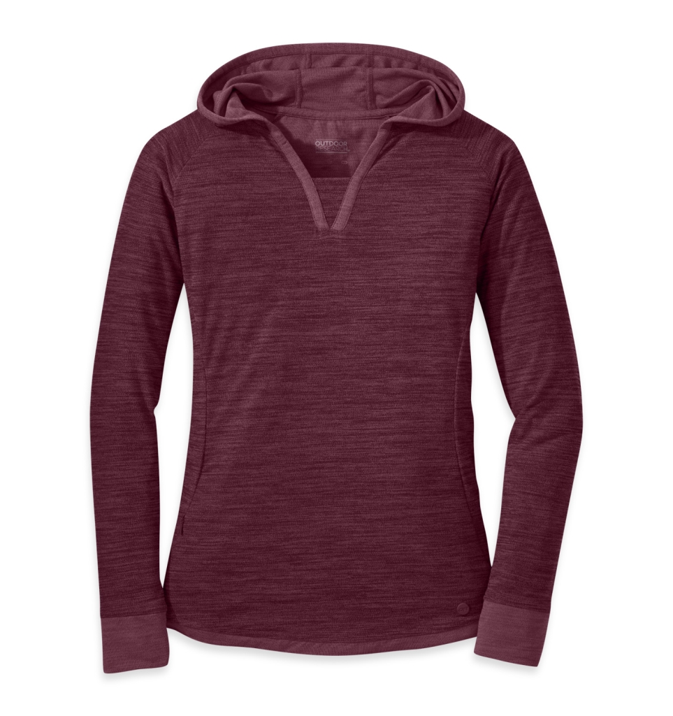 Outdoor Research Women's Zenga Hoody Pinot-30