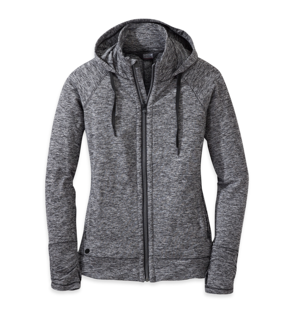 Outdoor Research Women's Melody Hoody Black-30