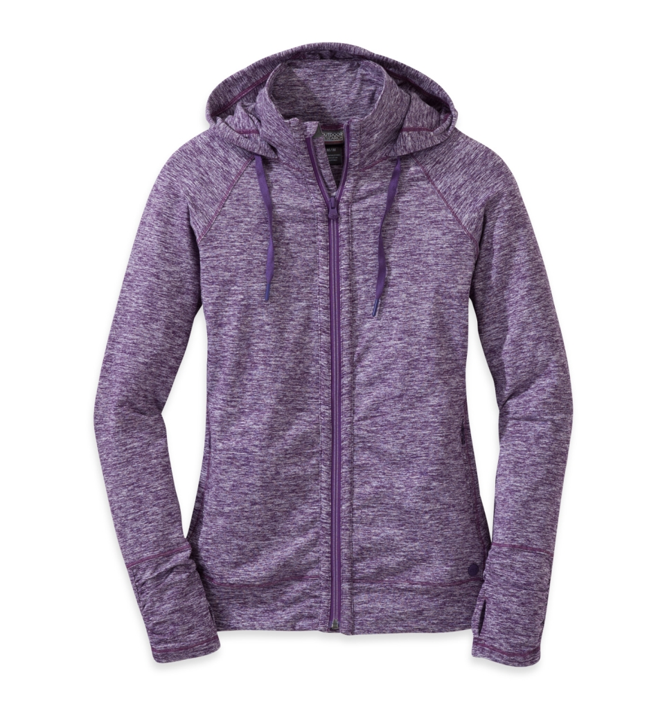 Outdoor Research Women's Melody Hoody Elderberry-30