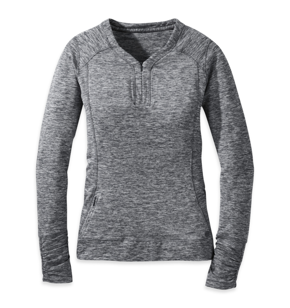 Outdoor Research Women's Melody L/S Shirt Black-30