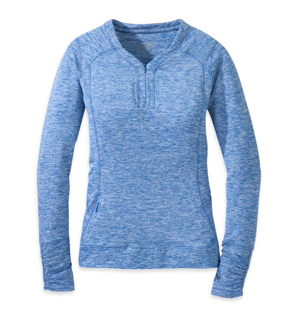 Outdoor Research Women's Melody L/S Shirt Cornflower-30