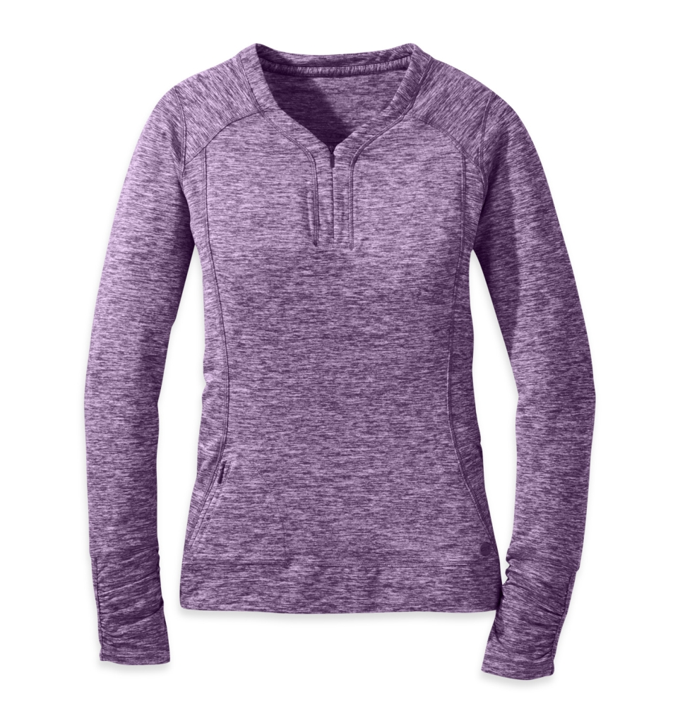 Outdoor Research Women's Melody L/S Shirt Elderberry-30