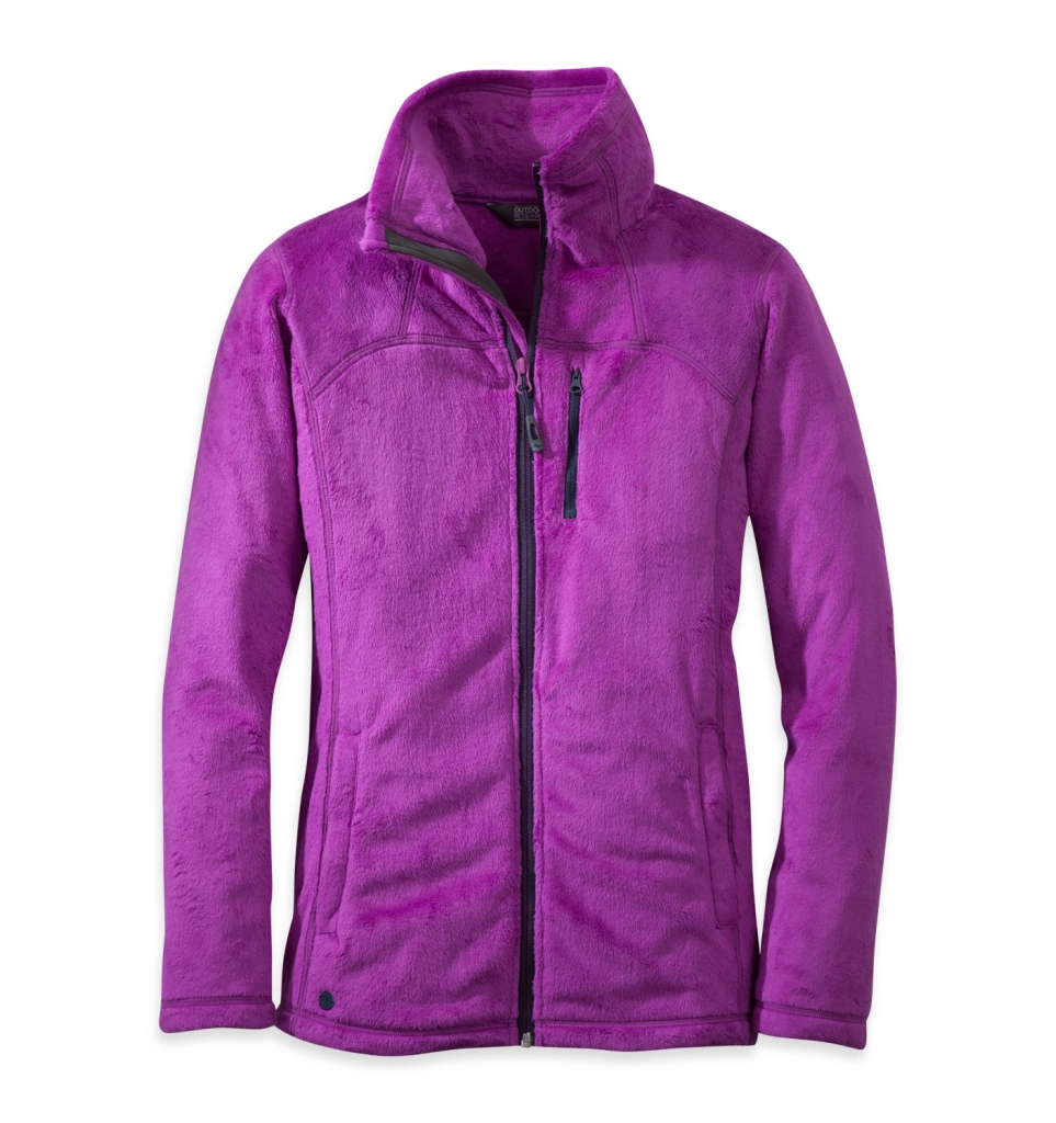 Outdoor Research Women's Casia Jacket Ultraviolet/Night-30