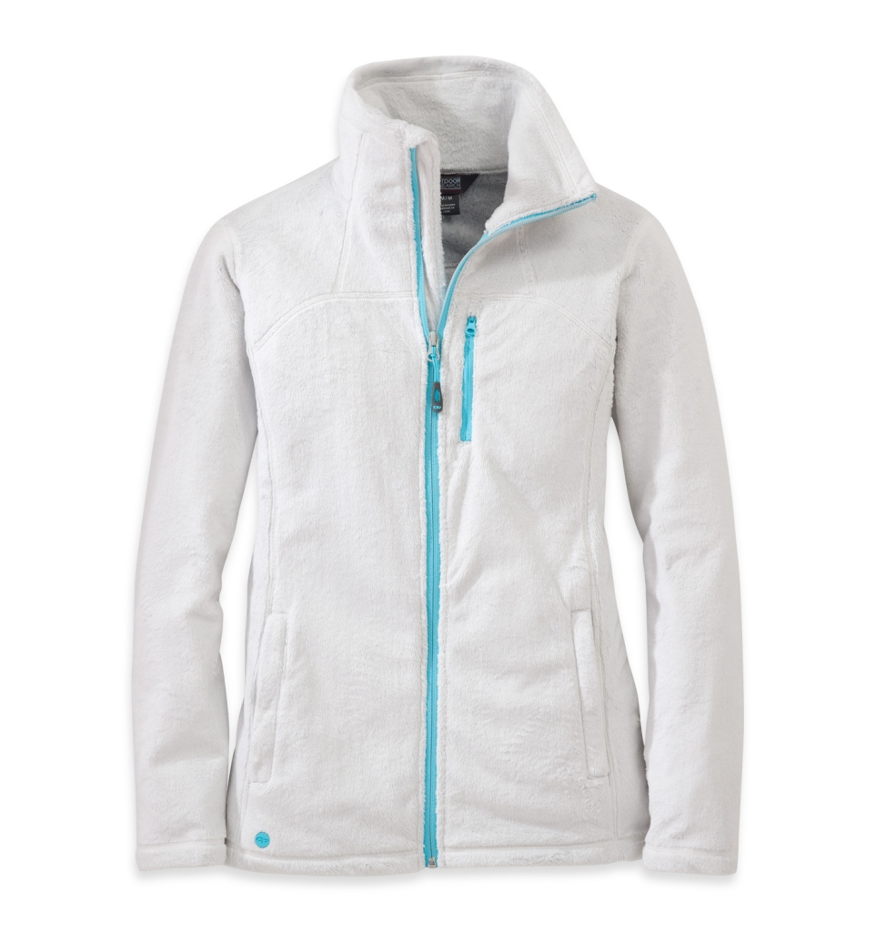 Outdoor Research Women's Casia Jacket Alloy/Rio-30