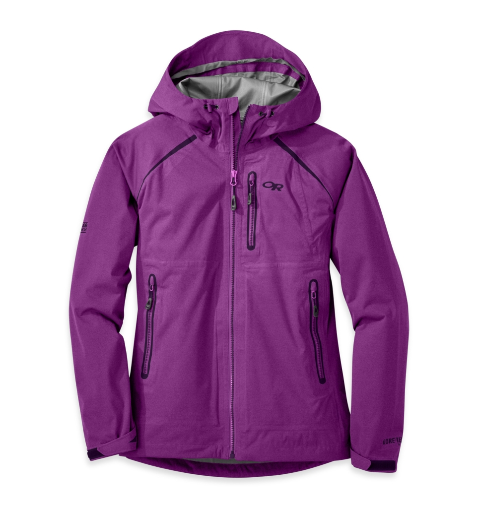 Outdoor Research Women's Clairvoyant Jacket wisteria-30