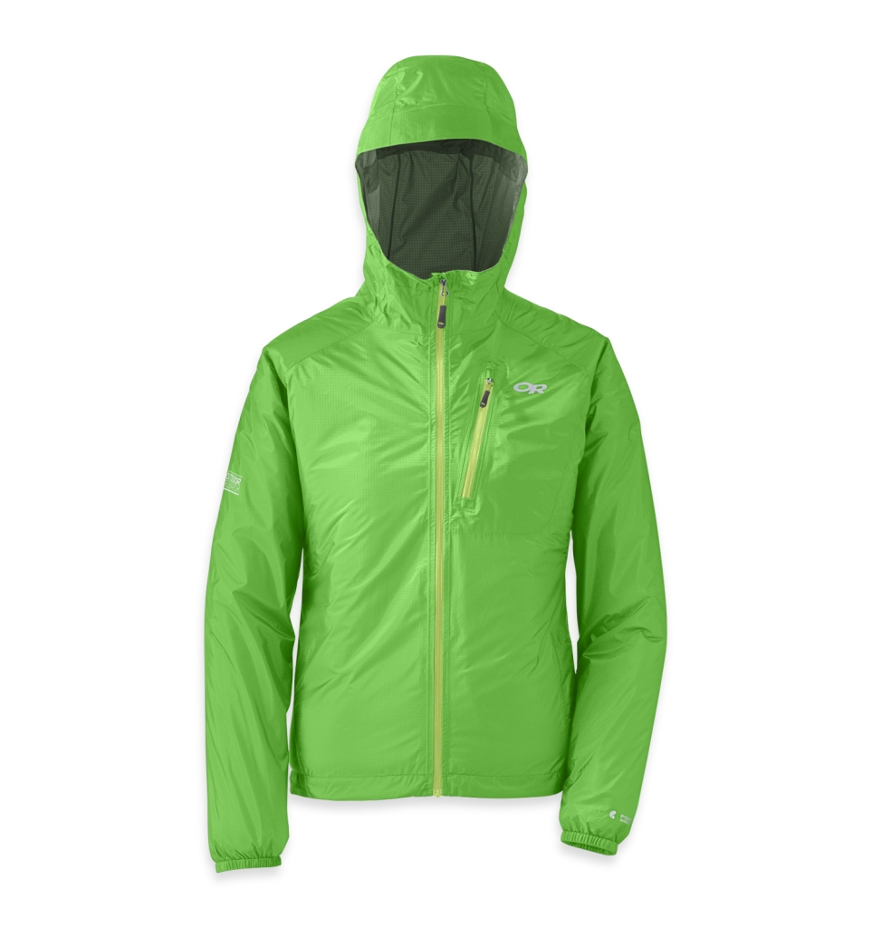 Outdoor Research Women's Helium II Jacket apple-30