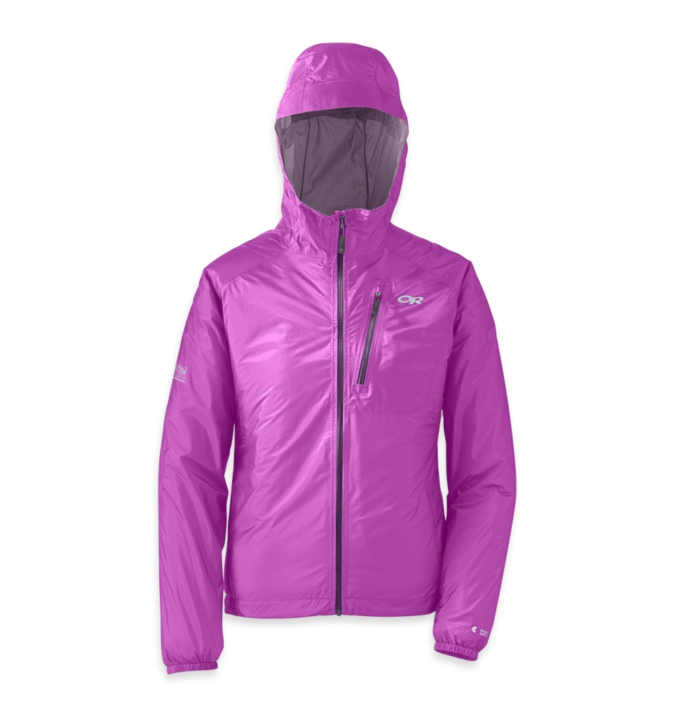 Outdoor Research Women's Helium II Jacket ultraviolet-30