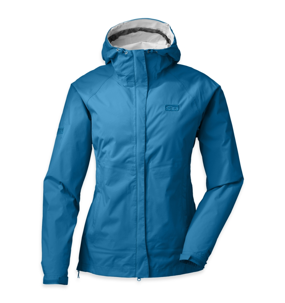 Outdoor Research Women's Horizon Jacket cornflower-30