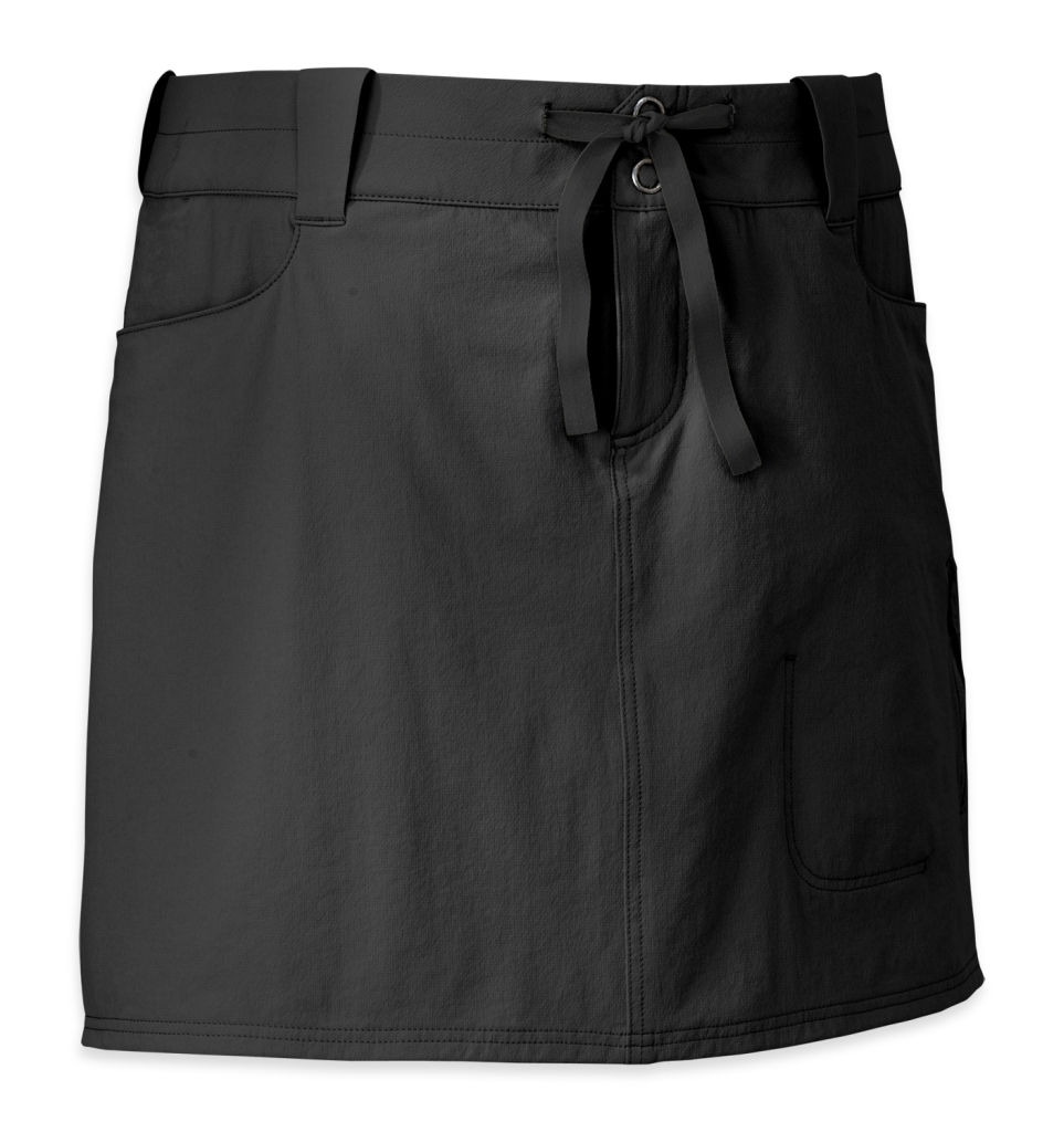 Outdoor Research Women's Ferrosi Skort black-30