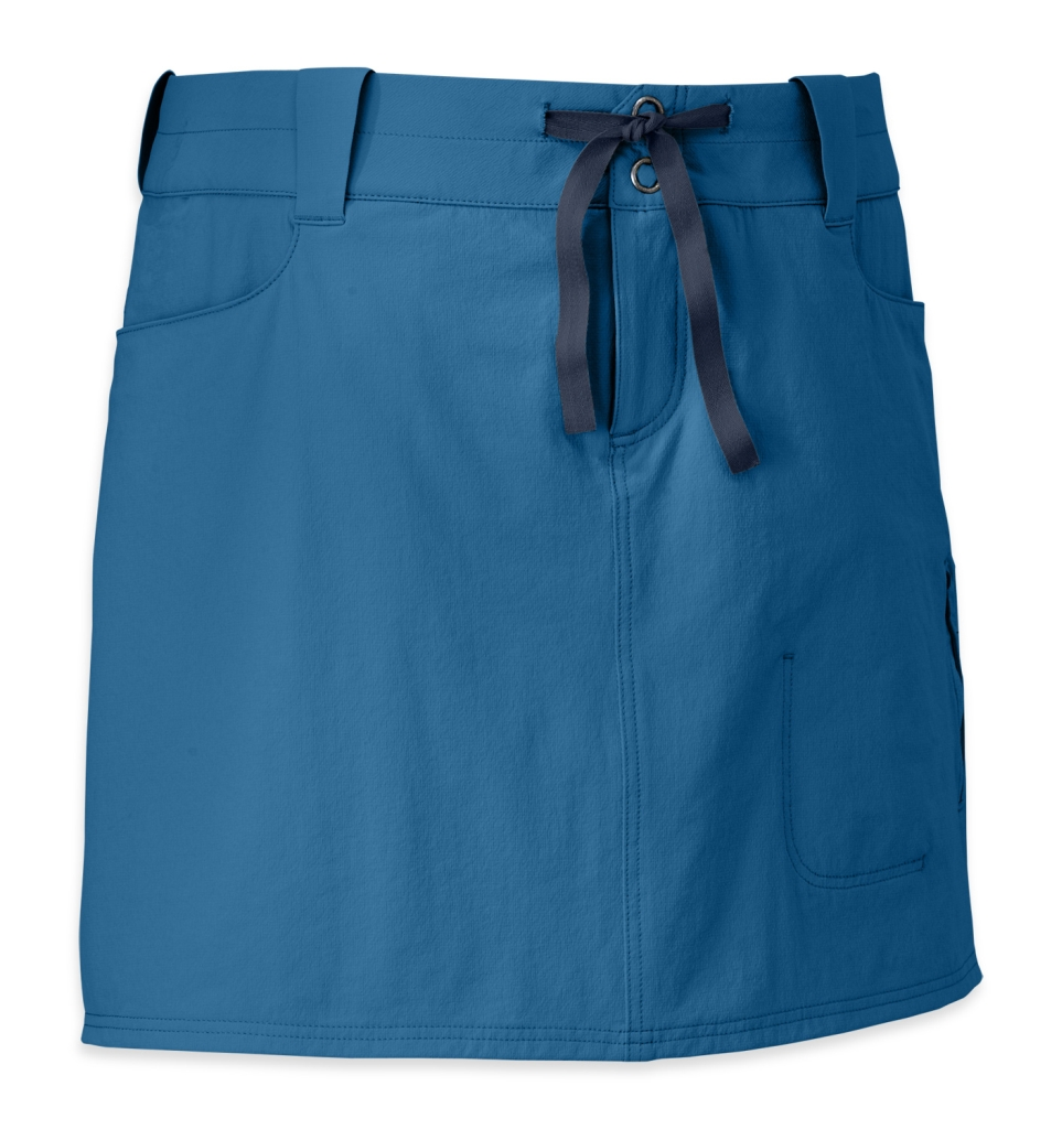Outdoor Research Women's Ferrosi Skort cornflower-30