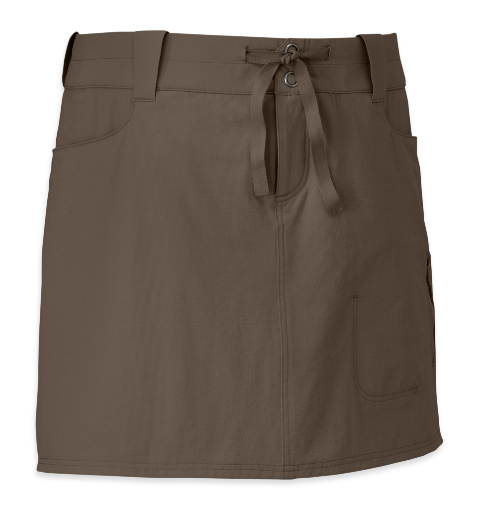 Outdoor Research Women's Ferrosi Skort mushroom-30
