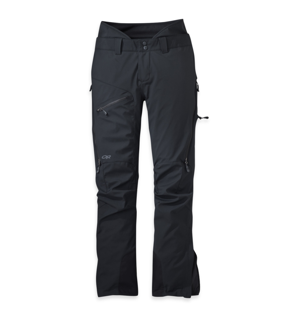 Outdoor Research Women's Iceline Pants Black-30