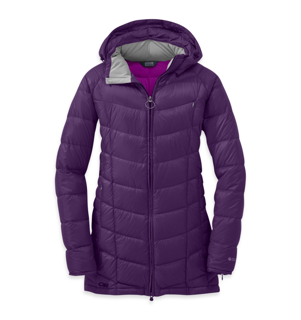 Outdoor Research Women's Sonata Parka Elderberry-30