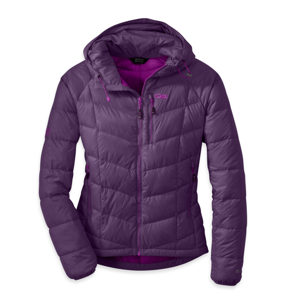 Outdoor Research Women's Sonata Hoody Elderberry-30