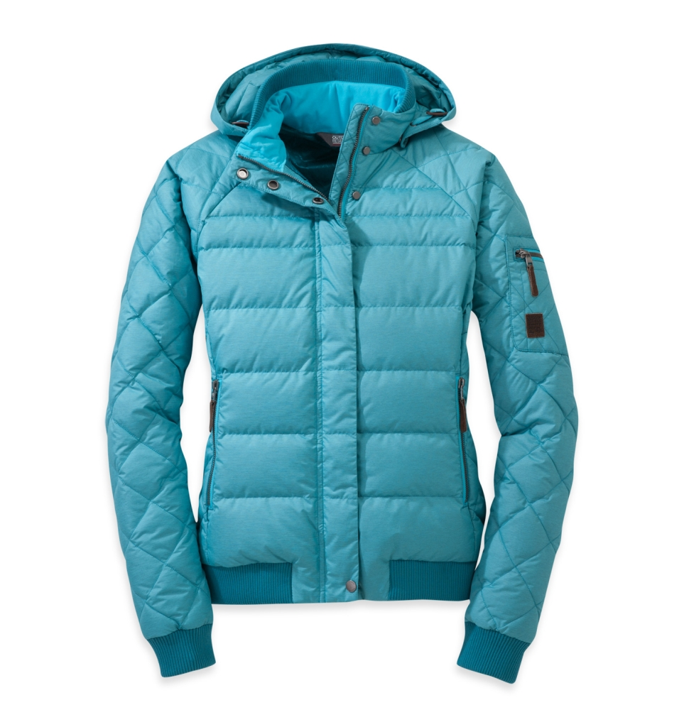 Outdoor Research Women's Placid Down Jacket Rio-30