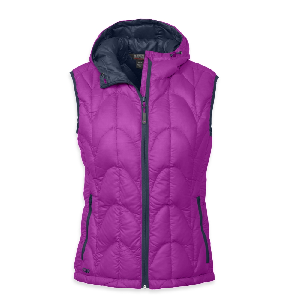 Outdoor Research Women's Aria Vest Ultraviolet-30