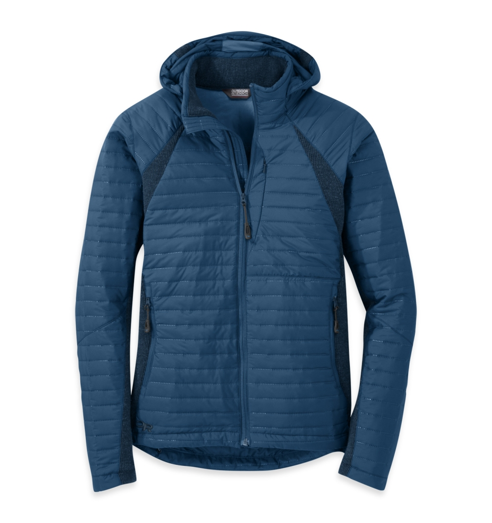 Outdoor Research Women's Vindo Hoody Indigo-30