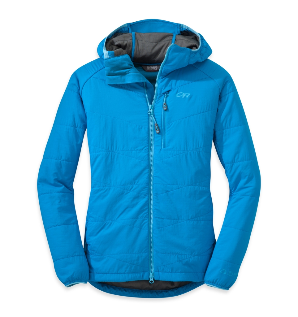 Outdoor Research Women's Uberlayer Hooded Jacket Hydro-30