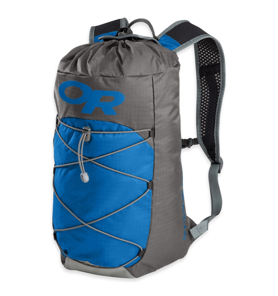Outdoor Research Isolation Pack pewter/glacier-30