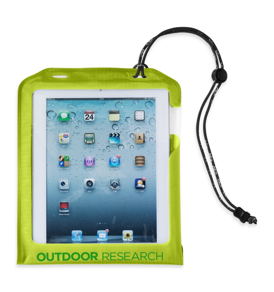 Outdoor Research SensDry Pocket Tablet lemongrass-30