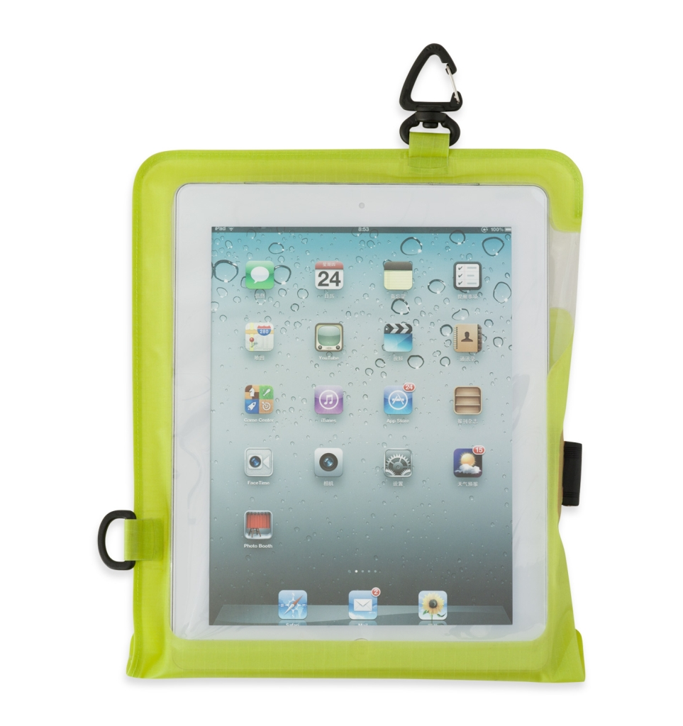 Outdoor Research SensDry Pocket PRM Tablet lemongrass-30