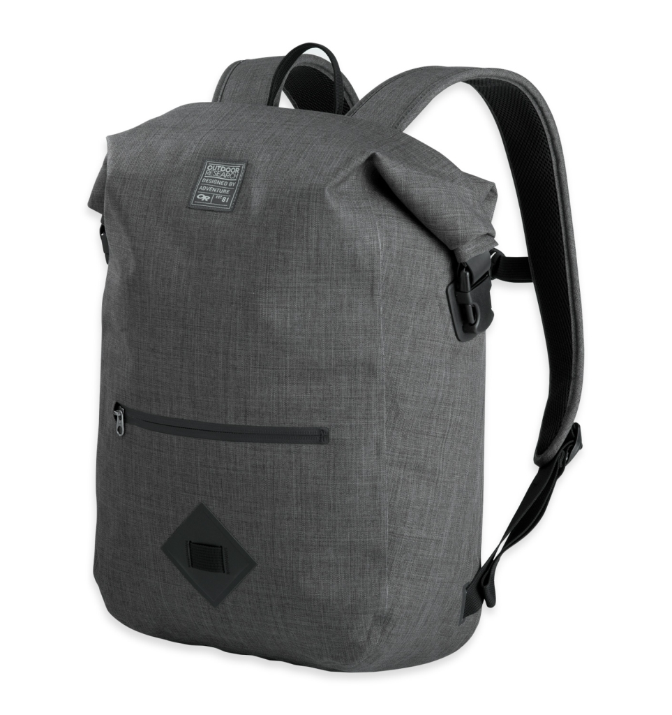 Outdoor Research Rangefinder Dry Backpack charcoal heather-30
