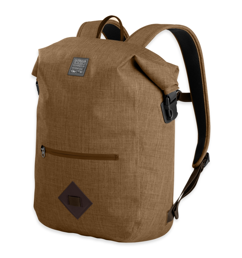 Outdoor Research Rangefinder Dry Backpack coyote heather-30