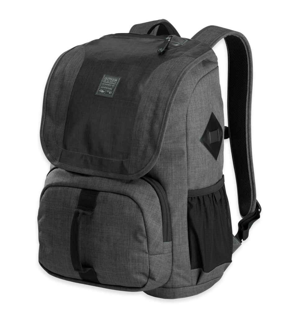 Outdoor Research Rangefinder Rucksack charcoal heather-30