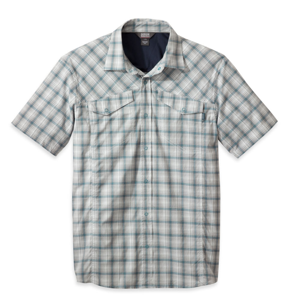 Outdoor Research Men's Pagosa S/S Shirt ice-30