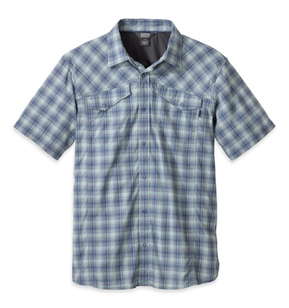 Outdoor Research Men's Pagosa S/S Shirt dusk-30